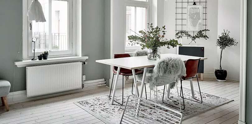 Maling eller lakering af bordplader - Se priser på forskellige størrelser